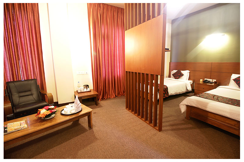 Hotel Green Park-Standard Twin Room